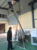 Plastikpuder-Körnchen-Schrauben-Zufuhr-Maschine (ZJF)