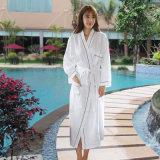 昇進のホテル/ホーム女性/カップルの綿のワッフルの浴衣/パジャマ/Nightwear/浴室のスーツ