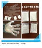 Одноразовые 1 пара/Zipbag PE вещевого ящика