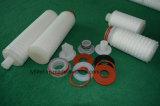 Patronen van de Filters van de Lucht van 0.5/0.2 Microns PTFE de Definitieve voor het Steriele Luchten