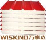 Matériau de construction de haute qualité panneau sandwich EPS pour montage mural