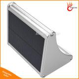 2018 Nuevo LED Solar de la luz de la pared exterior para jardín y patio de la calle LÁMPARA DE LED