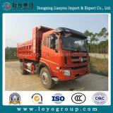 Sinotruk Cdw 4X2 덤프 트럭 가벼운 의무 트럭