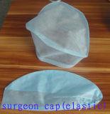 Lr 09un diseño más reciente de la tapa de quirúrgico elástica que hace la máquina