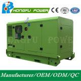 генератор 120kw 132kw Hongfu звукоизоляционный молчком тепловозный с двигателем Volvo