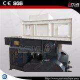 Desfibradora de reciclaje plástica eléctrica del tubo de la máquina de la venta de la fábrica para la venta