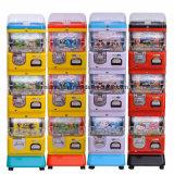 Dispensador Gashapon Moeda de plástico Operar Máquina de Venda de brinquedos da cápsula