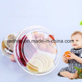PVCペットプラスチックまめボックスクラムシェルの卵のラッパーの輸送包装の食糧ディスプレイ・ケース