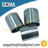 Les embouts hydrauliques de boyau/caoutchouc houe l'ajustage de précision d'extrémité de chemise, embout de compactage