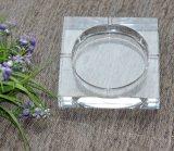 Qcyの工場直売の高品質の有機性ガラスの灰皿