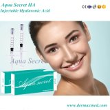 Aqua Secret Ha bocal de enchimento de gel Derma