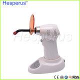 7W lámpara de curado sin hilos de gran alcance dental LED que cura Hesperus ligero