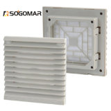 Ventilador del rodamiento de bolitas para el ventilador de ventilador de ventilación del ordenador (SF8025)