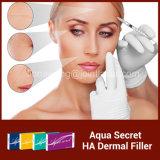 Soins de la peau du visage d'injection Bauty Hialuronic