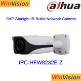 Câmara de segurança Ipc-Hfw8232e-Z infravermelho do IP da bala da luz das estrelas de Dahua Varifocal 2MP