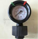 Manometer met de Directe Verkoop van de Fabriek van het Diafragma van de Verbinding