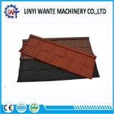 China Material de Construção em alumínio resistente ao calor telha de calhaus rolados