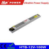 12V 8A 새로운 LED Ultra-Thin 전력 공급 세륨 RoHS Htb 시리즈