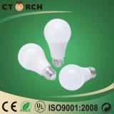 Nuevas guarniciones de Ctorch del bulbo de 7W LED con los certificados de Ce/RoHS