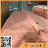 0.15-0.60mm Natural Okoume Veneer ace Plywood Surfaces