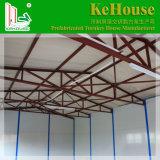 Casa prefabricada/hogar de acero ligero para la vida del trabajador