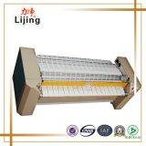 アイロンをかける機械洗濯のための商業蒸気暖房のステンレス鋼の単一のローラーのシーツアイロンをかける機械