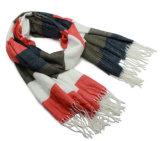 Fashion Acrylic Knitted Winterの女性スカーフ(YKY4630)