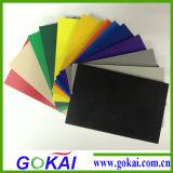 Gokai 판매를 위한 아크릴 장 제조자 다채로운 PMMA 무지개 빛깔 아크릴 장