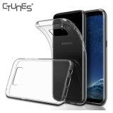 para o exemplo ativo de Samsung S8, caso desobstruído macio resistente da tampa transparente do anti risco do enxerto para o Ative da galáxia S8 de Samsung