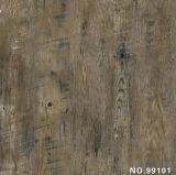 Papel de madera de la melamina del grano con precio de fábrica