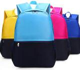 La caramella colora il sacchetto dello zaino della spalla personalizzato marchio del sacchetto di banco