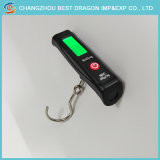 110 Lb/50 kg Standard Belt and Hook LCD Display Hook DIGITAL Hanging Luggage Scale