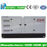 Prime 60kw Standby 66KW a Cummins gerador eléctrico com canópia ATS