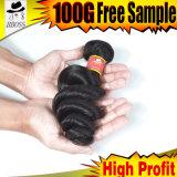бразильский соткать волос девственницы 9A (KBL-BH)