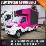 선택, 중국에서 소형 이동할 수 있는 광고 트럭을%s 발광 다이오드 표시 스크린을%s 가진 트럭, P8 P10 광고