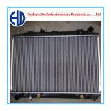 고품질 국경을%s 알루미늄에 의하여 놋쇠로 만들어지는 용접 차 방열기
