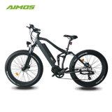 Bicicletta elettrica 1000W di vendita della sospensione dell'azionamento ultra METÀ DI completo caldo di Bafang