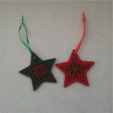 Eco Friendly Felt Gift Handmade Felt Balls Kraft Felt Ornaments