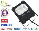 フラッドライト5年のの良質保証10W SMD LEDの、10W LEDのフラッドライト
