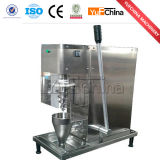 Machine gelée chaude crême de malaxeur de yaourt de vente/glacée