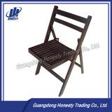 L008 다른 색깔에 있는 나무로 되는 가구 접는 의자