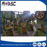 Sola prensa de potencia mecánica inestable 15-400ton