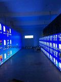 P6 HD TV Display LED de exterior em temperaturas muito frias