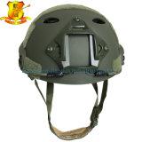 De regelbare Helm van het Ras van het Gevecht Tactische Snelle Beschermende voor Od van de Activiteit Paintball Kleur