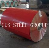 Le moulin de la Chine a terminé la bobine en aluminium de /Prepainted de feuille en aluminium enduite par couleur