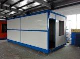 適用範囲が広いプレハブかプレハブの容器の可動装置の家
