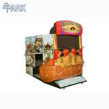 Het muntstuk stelde het Ontspruiten van de Arcade van het Kanon van de Piraat Deadstorm de VideoMachine van het Spel in werking