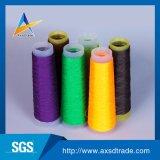 100%년 폴리에스테 물림쇠 털실 /Spun 폴리에스테 Yarn/32s