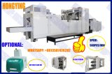 40-120GSM Fond en V sac de papier Papier Making Machine, sac de papier Kraft Making Machine