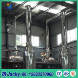 El ahorro de energía Foeniculum Vulgare, filtro de aceite esencial de la planta de destilación del Aceite de Citronella, aceite esencial de la unidad de destilación